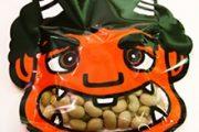 節分の豆「福豆」(鬼面袋入り)