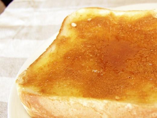 きなこトースト