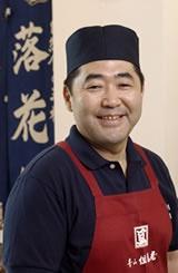 青山但馬屋店長太田垣さん